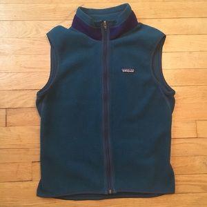 Vintage 90's Patagonia Fleece Vest